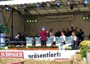 Bühnenprogramm Rosenthaler Herbst